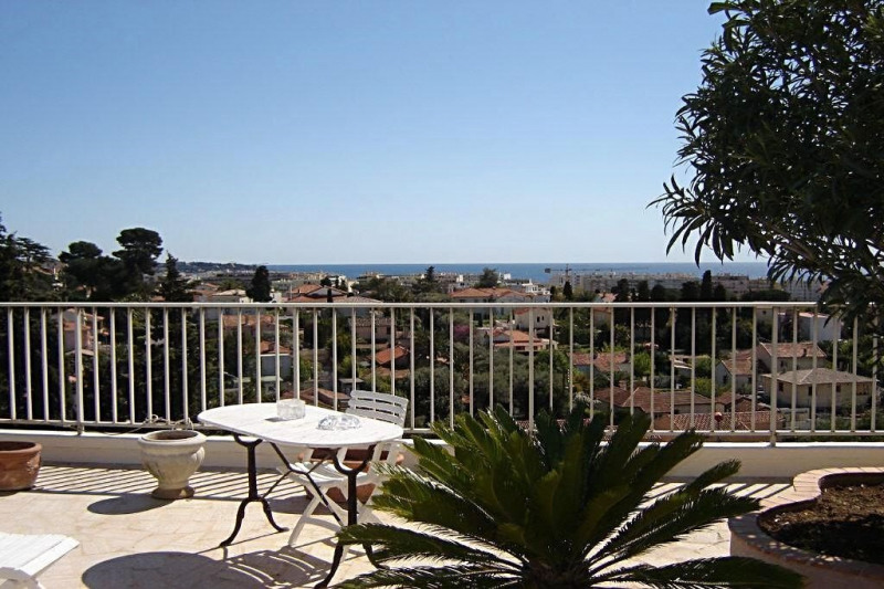 Vente appartement Antibes 890 000€ - Photo 1