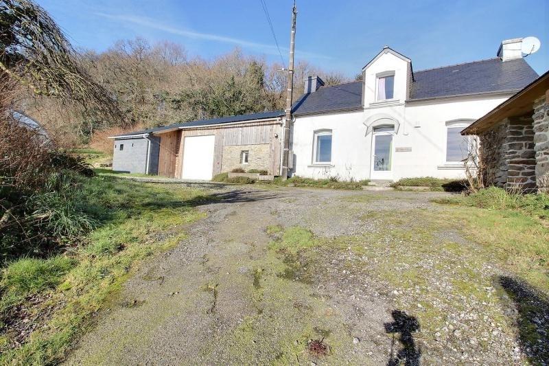 Vente maison / villa Gourin 157850€ - Photo 3