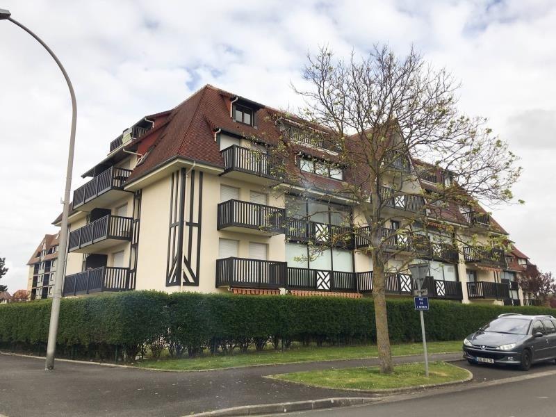 Revenda apartamento Villers sur mer 81000€ - Fotografia 1