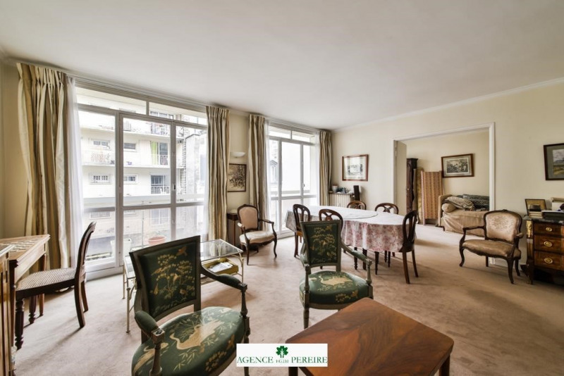 Sale apartment Paris 16ème 975 000€ - Picture 2