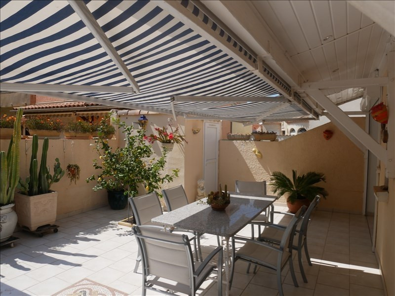 Sale house / villa Valras plage 385 000€ - Picture 1