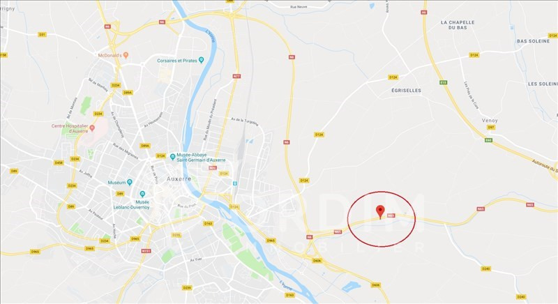Sale site Auxerre 2100000€ - Picture 2