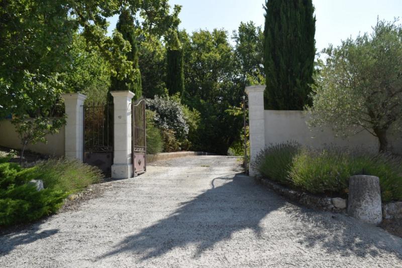 Deluxe sale house / villa Cabrieres d'aigues 607950€ - Picture 1