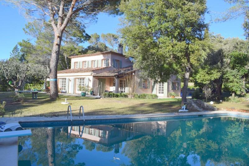 Verkoop van prestige  huis Montauroux 760000€ - Foto 1