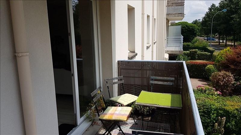 Verkoop  appartement Rennes 204360€ - Foto 6