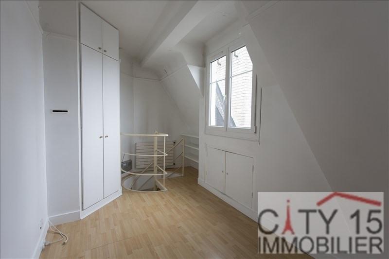 Sale apartment Paris 15ème 750000€ - Picture 9