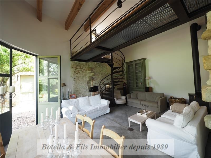 Deluxe sale house / villa Uzes 849 000€ - Picture 4