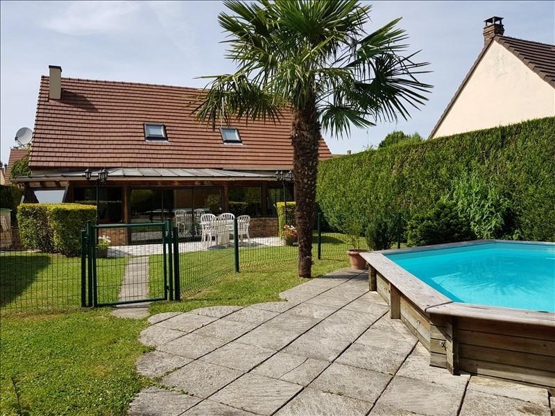 Sale house / villa La queue en brie 424900€ - Picture 1