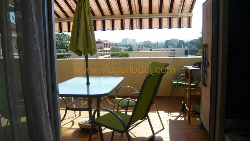 Life annuity apartment Toulon 42 500€ - Picture 7
