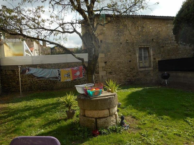 Location maison / villa La mothe st heray 550€ CC - Photo 4
