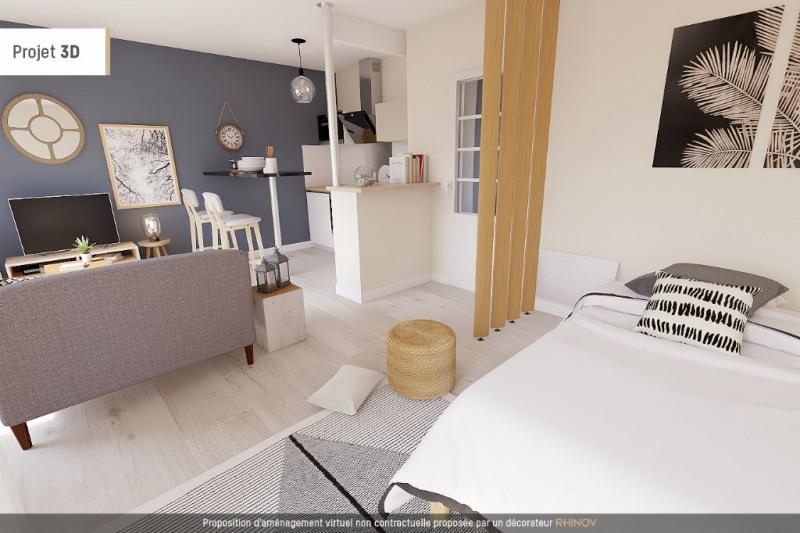 Sale apartment Saint laurent du var 137000€ - Picture 3