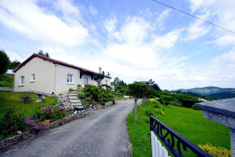 Verkoop  huis La chapelle d aurec 221000€ - Foto 3