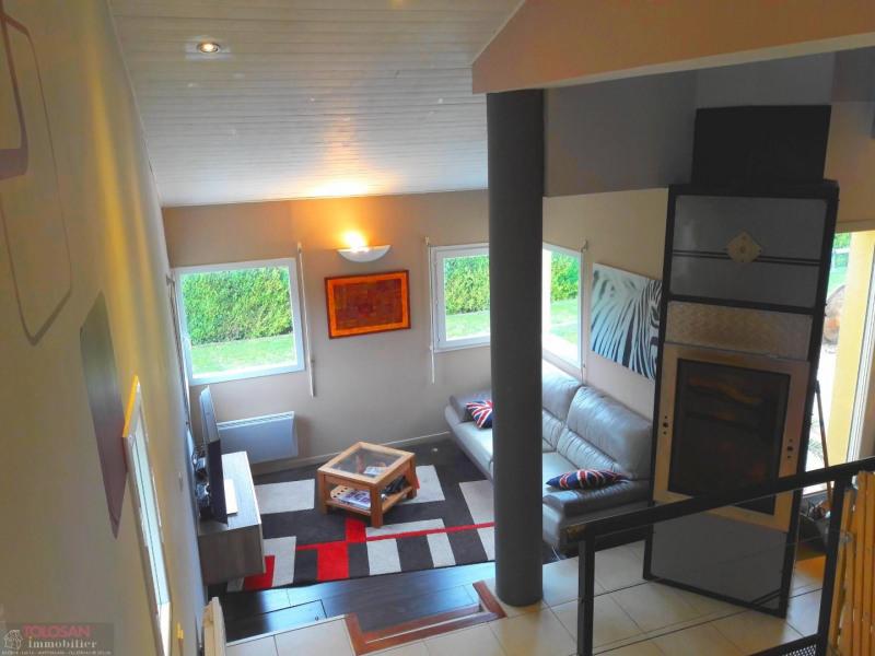 Venta  casa Saint pierre de lages 448500€ - Fotografía 3
