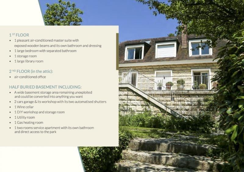 Vente de prestige maison / villa Versailles 1860000€ - Photo 7