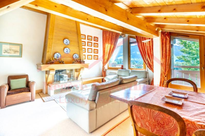 Vente de prestige appartement Megeve 1100000€ - Photo 2