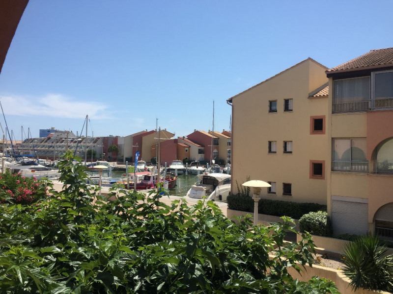 Rental apartment Carnon plage 550€ CC - Picture 1
