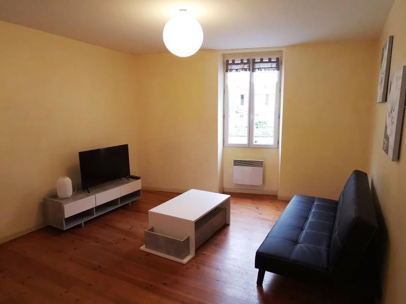 Rental apartment Mazamet 325€ CC - Picture 1