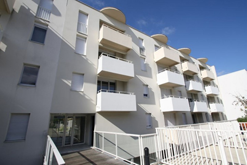 Sale apartment Poitiers 59 400€ - Picture 1