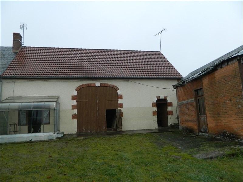 Sale house / villa Jouet sur l aubois 31200€ - Picture 1
