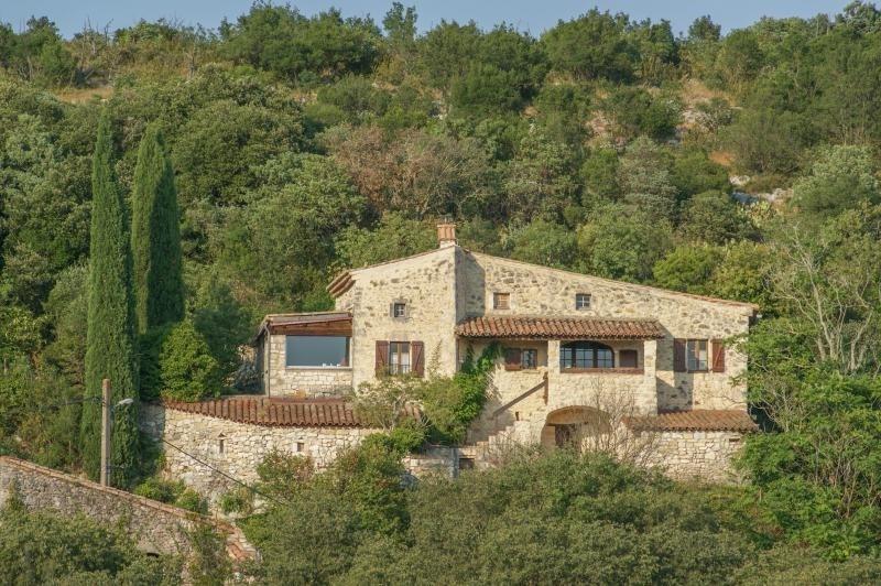Verkoop van prestige  huis Uzes 400000€ - Foto 1