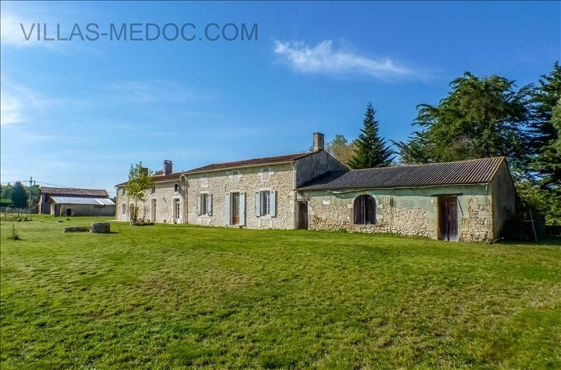 Vente maison / villa Vensac 385 000€ - Photo 1