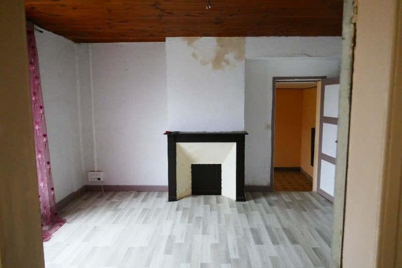 Sale house / villa Talmontiers 149500€ - Picture 2