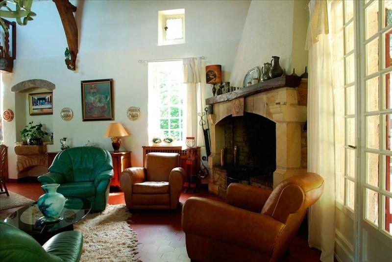 Vente de prestige maison / villa Laroque timbaut 549000€ - Photo 3
