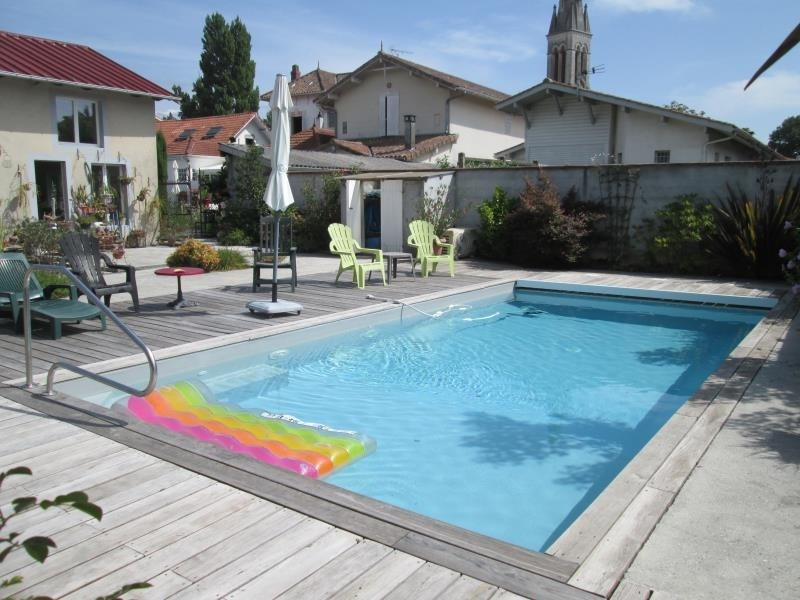 Deluxe sale house / villa Mimizan 572000€ - Picture 1