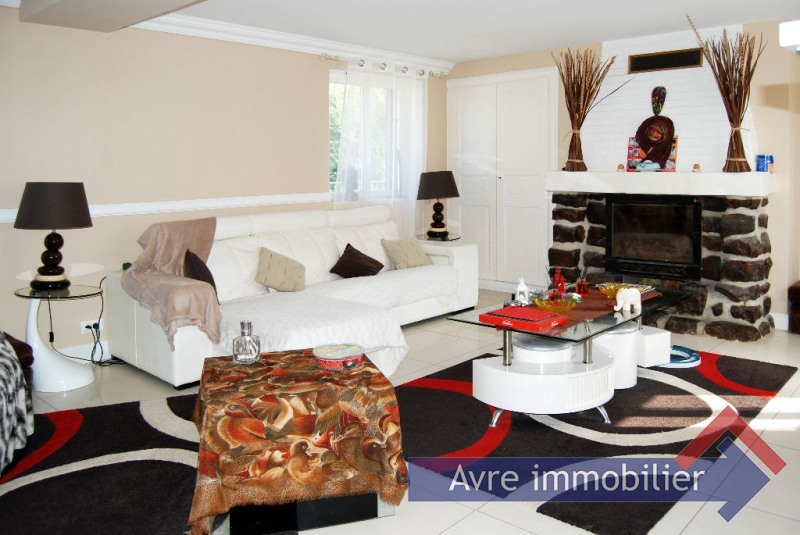 Vente maison / villa Verneuil d'avre et d'iton 162000€ - Photo 2