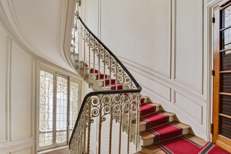 Vente de prestige appartement Paris 17ème 2750000€ - Photo 9