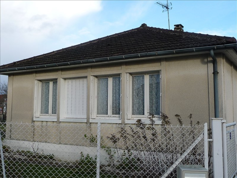Vente maison / villa St jean de losne 91000€ - Photo 2