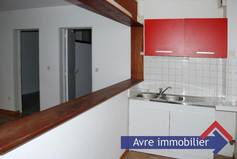 Vente appartement Verneuil d'avre et d'iton 71000€ - Photo 2