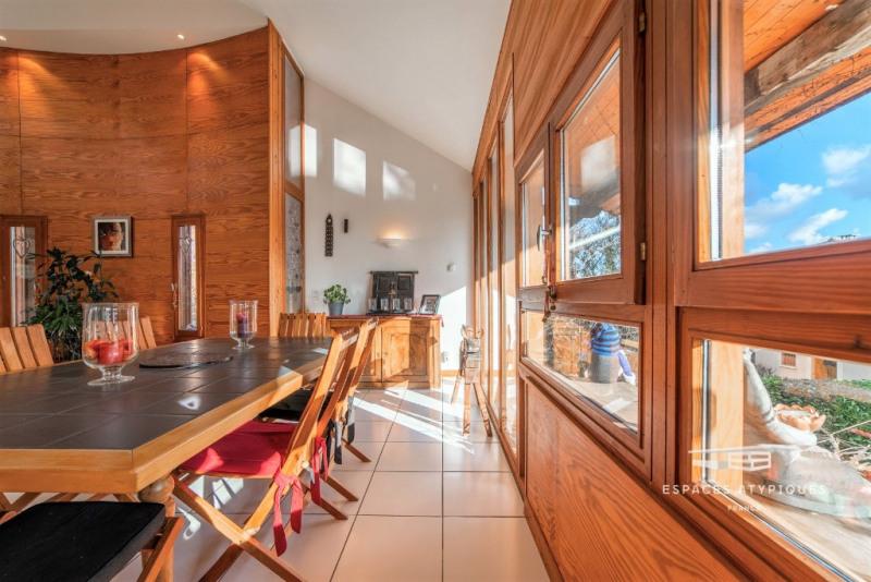 Vente de prestige maison / villa Crozet 895000€ - Photo 2
