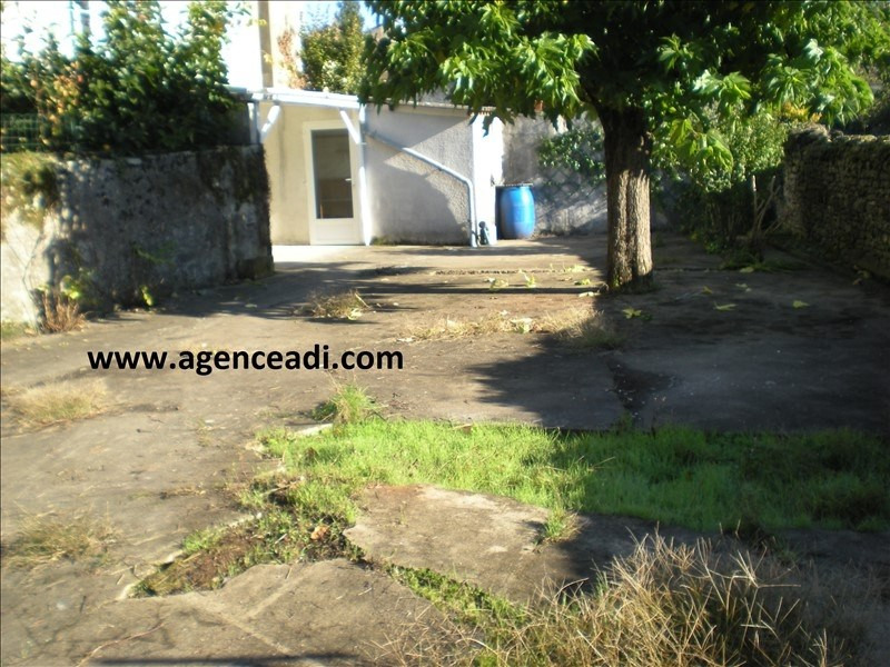 Vente maison / villa La mothe st heray 68 000€ - Photo 1