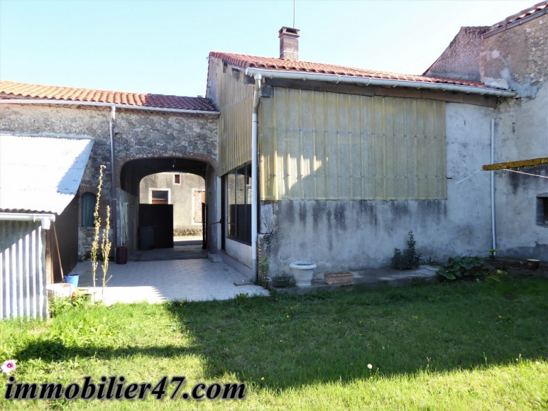 Vente maison / villa Prayssas 49 000€ - Photo 2