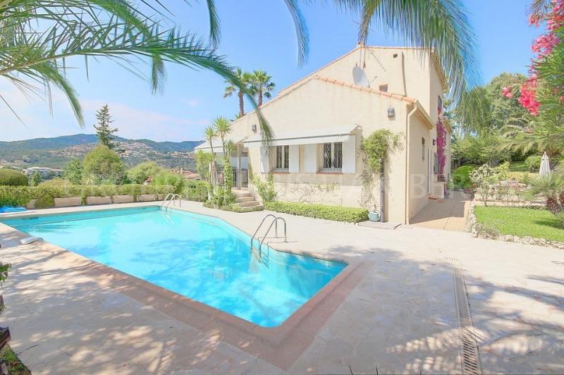 Deluxe sale house / villa Mandelieu la napoule 995000€ - Picture 2