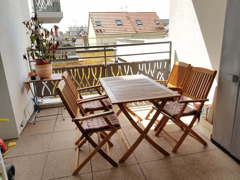 Vente appartement Sartrouville 297 000€ - Photo 2