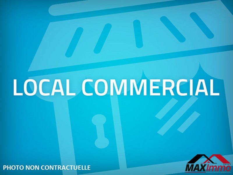 Location local commercial Saint pierre 1 500€ HC - Photo 1