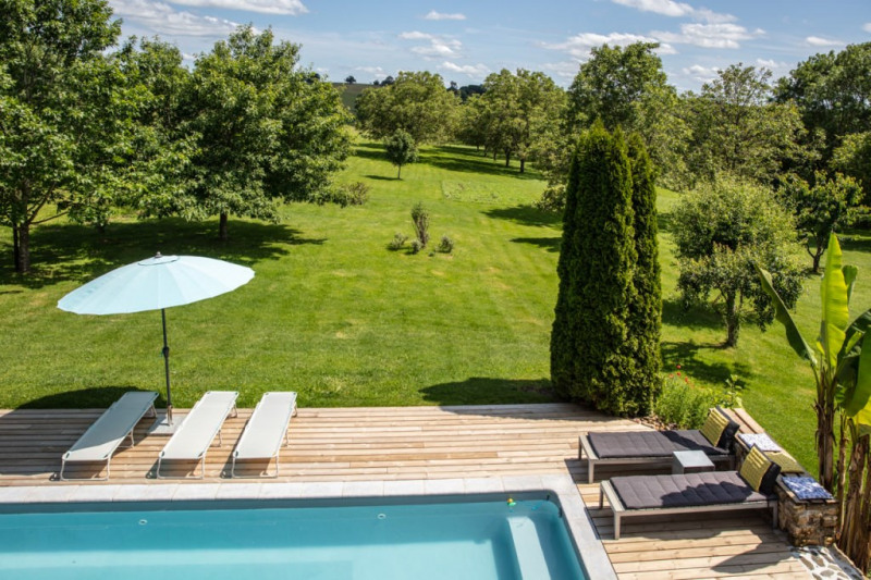 Deluxe sale house / villa Genis 999000€ - Picture 3