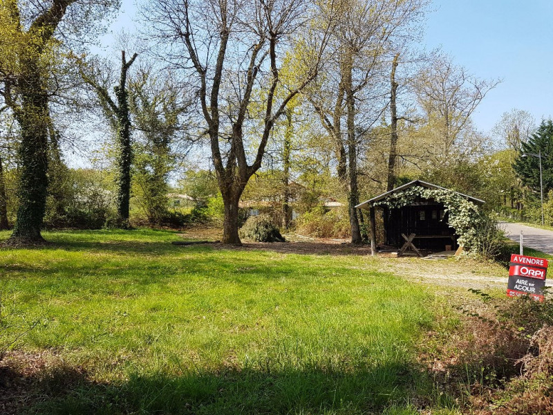 Vente terrain Bahus soubiran 25000€ - Photo 1