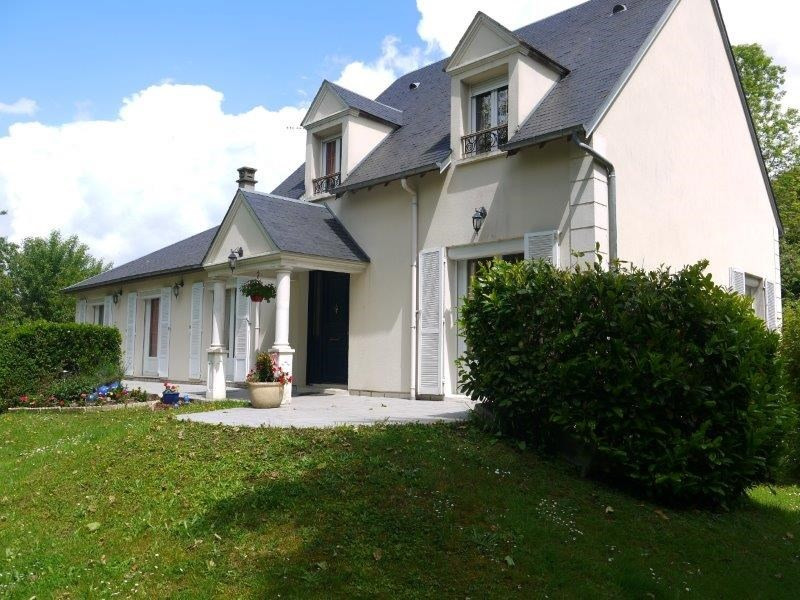 Sale house / villa Breval 398000€ - Picture 2