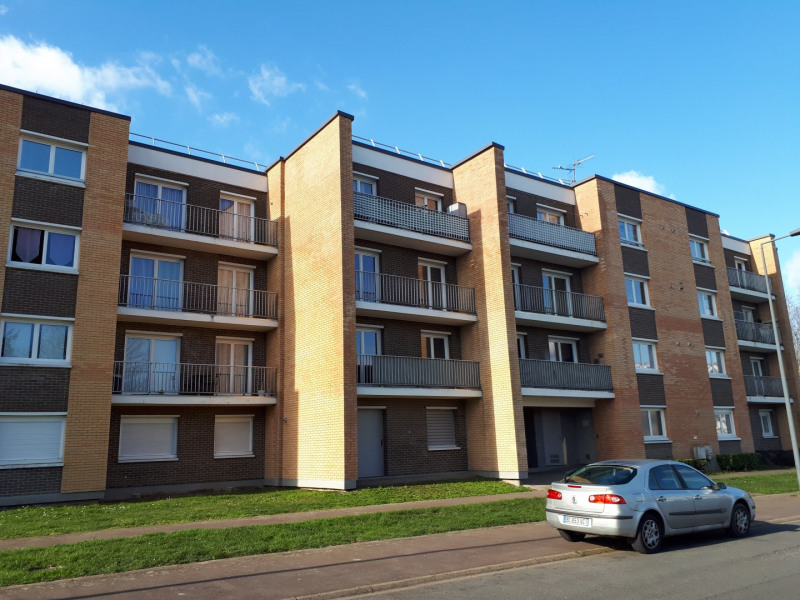 Grand T2 Lomme Bourg-Mitterie avec 2 balcons
