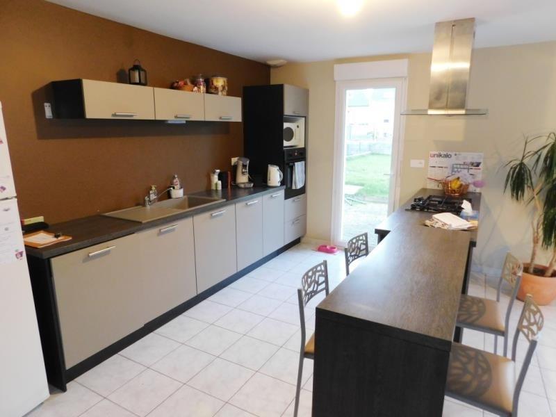 Sale house / villa Luitre 176800€ - Picture 3
