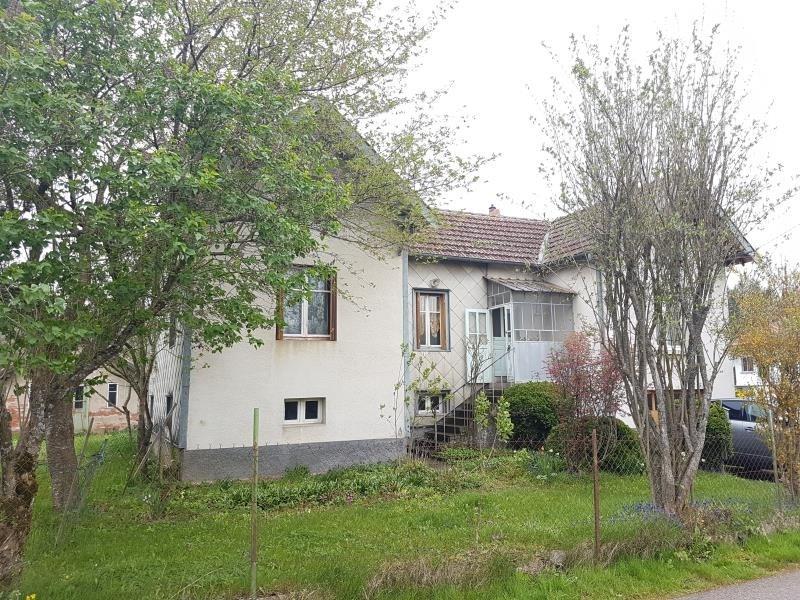 Sale house / villa Aumontzey 66000€ - Picture 2