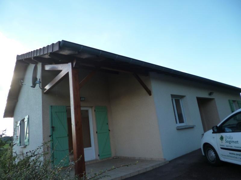 Location maison / villa Saint jean la bussiere 650€ CC - Photo 2