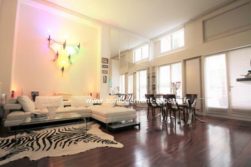Deluxe sale loft/workshop/open plan Paris 10ème 1790000€ - Picture 4