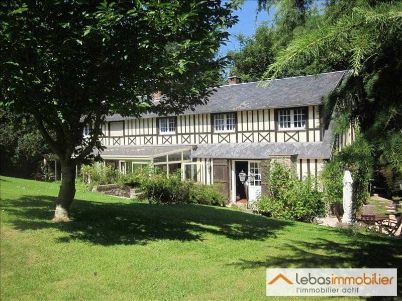 Vendita casa St valery en caux 336000€ - Fotografia 8