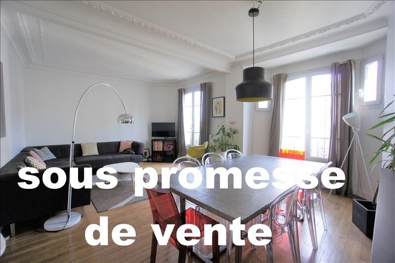 Sale apartment Bois colombes 422300€ - Picture 1