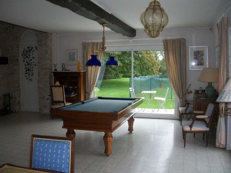 Sale house / villa Breval 438000€ - Picture 5