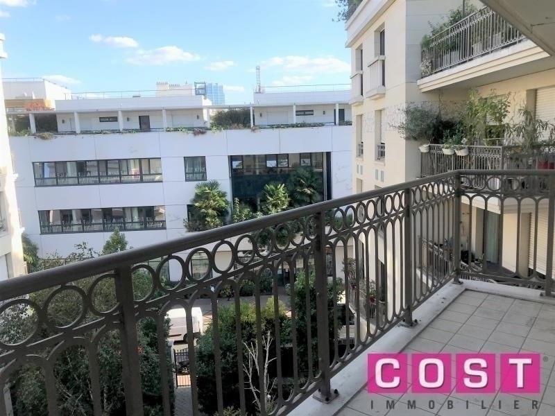 Rental apartment Levallois-perret 2900€ CC - Picture 1